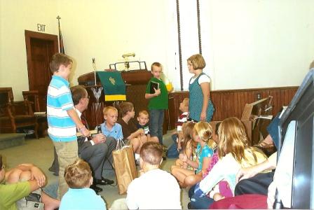 Children's Time - September 2010