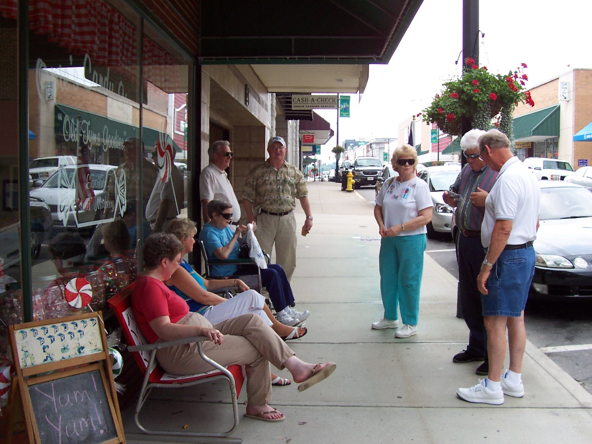Trip to Mayberry