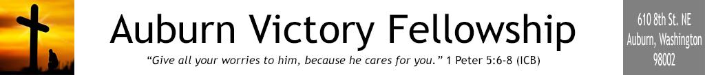 Auburn Victory Fellowship, Auburn, WA