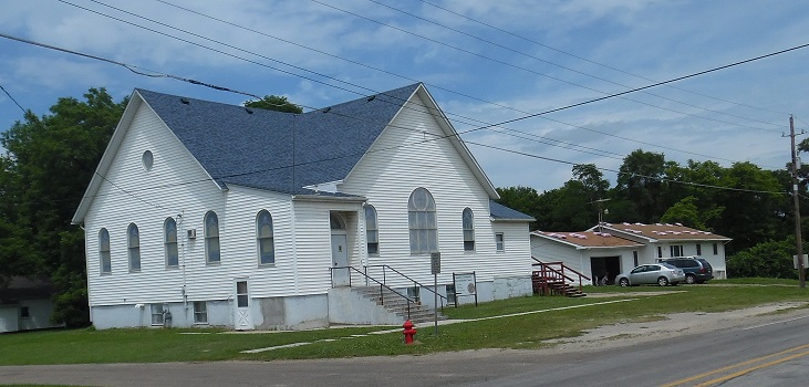 Columbus City Iowa Free Methodist Church