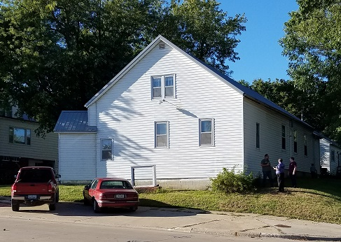 Mt Ayr Iowa Free Methodist Church