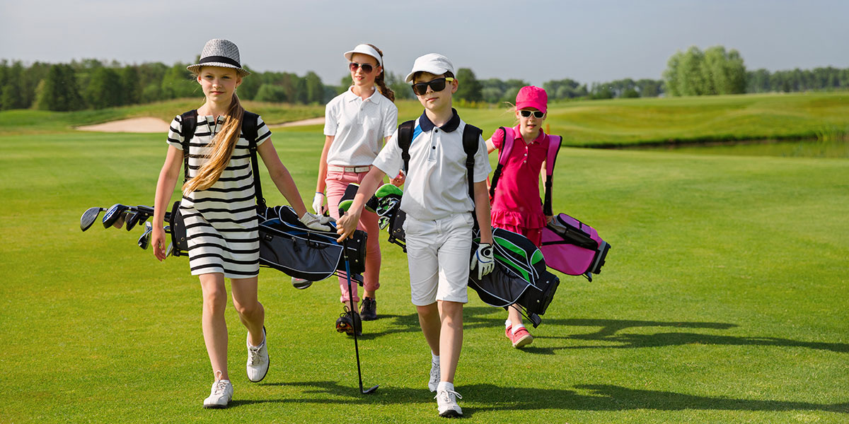 Junior Golf Camp, Kids golf camp, junior golf, golf camp