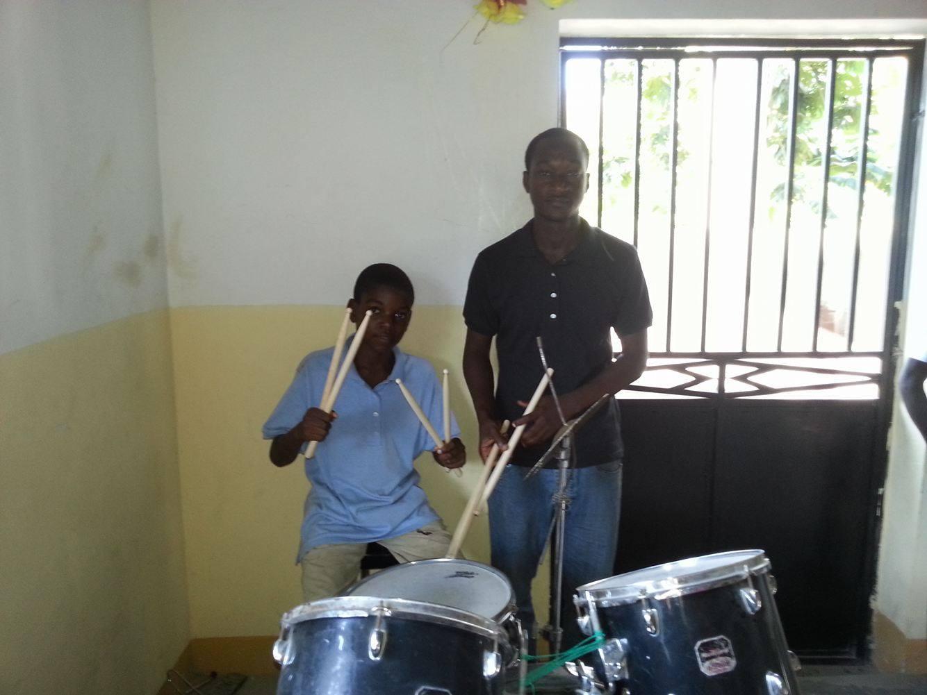 Carol drumsticks